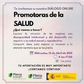 El Ayuntamiento de Mula participa en un encuentro online sobre salud sexual y reproductiva en mujeres con discapacidad