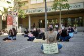 Las juventudes de Somos Región celebran la decisión de la UMU de paralizar la supresión de los grupos de tardes de Pedagogía y Educación Social