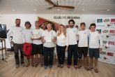 El yate Maverta de Torrevieja gana la VII regata Bahía de Mazarrón