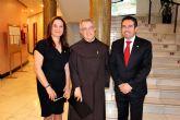 El alcantarillero Fray Pascual Gil Almela ofreció el Pregón Mariano en honor de Ntra. Sra. de la Salud, Patrona de Alcantarilla,