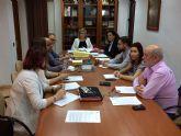 La Junta de Gobierno Local de Molina de Segura adjudica actuaciones y reparaciones en viales en diversas zonas del término municipal con una inversión total de 544.135,68 euros