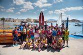 700 alumnos se introducen en los deportes náuticos gracias al Proyecto Driza impulsado por el Ayuntamiento