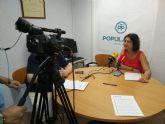 Sonia Carrillo denuncia el uso electoralista del Consejo Municipal de Deporte y Actividad Física por parte de la alcaldesa socialista