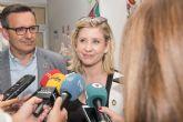 Clavero: 'Vamos a garantizar suficientes plazas de 0 a 3 años en las Escuelas Infantiles de Molina de Segura'