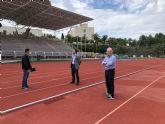 Monte Romero se prepara para el atletismo