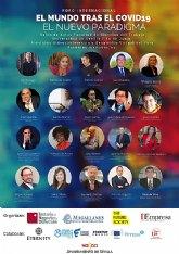 El Foro Internacional 'El Mundo Tras el Covid19'� convocará a más de 30 personalidades de ámbito internacional y nacional