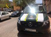 La Guardia Civil sorprende a un joven circulando a más del doble de la velocidad máxima permitida
