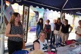 La asociación de Patchwork Mar Menor celebra el 'Día del Patchwork en la calle'