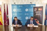 'La Fundación Cante de las Minas y la UPCT firman un convenio para la puesta en marcha de proyectos de innovación tecnológica'