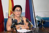 Manuela Fernández, satisfecha con el mantenimiento de la segunda unidad infantil en el Cristo del Consuelo