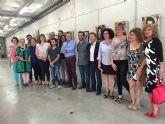 Artistas de la I Muestra de Arte Urbano muestran su obra en Torre-Pacheco