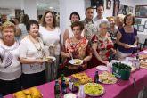 Las Amas de Casa celebran su tradicional encuentro gastronómico en las Fiestas Patronales