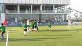El equipo del colegio San Pedro Apóstol gana la Copa Interescuelas de fútbol 2017