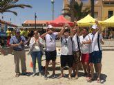Santiago de la Ribera acogió un año más la Copa de Fútbol Playa Pro Salud Mental que ganó el equipo  'Los coyotes' de Abanilla
