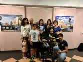 Diecisiete artistas protagonizan la exposición de pintura 'Totana, el color de un Centenario', organizada por la Asociación de Pintores 'Con-Traste'