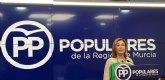 El PPRM exige 'la inmediata dimisión de la alcaldesa socialista de Santomera, Inmaculada Sánchez, por ética y coherencia'