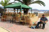 El mercado artesano de Puerto de Mazarrón estrena horario de verano