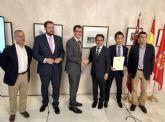 Tecnología japonesa para la transformación ´smart´ de Murcia en el primer Centro de Innovación de la ciudad