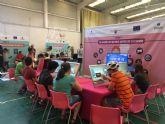 La feria tecnológica Sicarm'18 abre sus puertas al público en San Javier durante el fin de semana