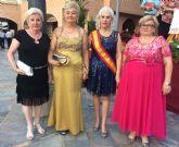 Julia Martínez es coronada como nueva reina de las fiestas de Personas Mayores del Centro Municipal de la Plaza Balsa Vieja