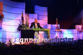 Alfonso Pérez revive vivencias y tradiciones en el pregón de las Fiestas Patronales 2019