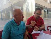 IU-Verdes facilita el cambio en Lorca a cambio del cumplimiento de un programa que no implica reparto de concejalías