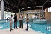 El balneario de Archena, el primer establecimiento termal que abre en España