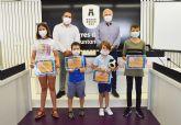 Entregados los premios del concurso de dibujo infantil del confinamiento