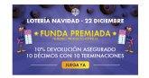La 'Funda Premiada' de Loterías Perolo asegura al menos una devolución