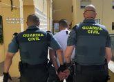La Guardia Civil detiene a cuatro jóvenes como presuntos autores de la agresión a un adolescente en un discoteca de Cieza