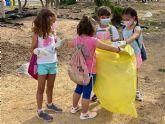 Ensenan a escolares de Dolores de Pacheco a reciclar y les conciencian de la importancia de la limpieza urbana