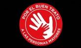 Cruz Roja fomenta la cultura del buen trato a las personas mayores en la Regi�n de Murcia