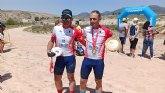 Antonio L�pez Panga Y Francisco C�novas D�az, se hacen con el Campeonato Regional de XCO