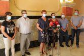 Juana Guardiola: 'No nos van a desviar ni un instante de nuestro trabajo y compromiso con Jumilla'