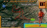 XV quedada del Grupo de Amigos de la Montaña Kasi Ná Trail: Ruta del Jabalí (Mini)