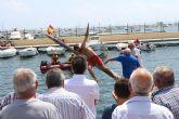 La Cofradía de Pescadores de San Pedro del Pinatar recupera tradiciones y muestra el trabajo que realiza día a día