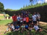La escuela Terra Sport Cycling se va de vacaciones