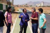 La Comunidad financia la renovación de la calle del Castillo y la realización de un carril bici en Las Palas, Fuente Álamo