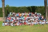 Un total de 260 niños y niñas participan en la primera quincena del Campus de Verano Polideportivo 2019