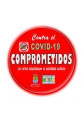 La Concejalía de Deporte y Salud de Molina de Segura entrega los primeros 26 distintivos del programa COMPROMETIDOS CONTRA EL COVID-19