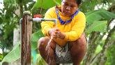 Fundación Aquae y UNICEF trabajan para que la población indígena del Amazonas peruano acceda a agua y saneamiento, clave para hacer frente a la COVID-19