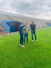 Deportes solicita ayudas a la CARM para realizar proyectos prioritarios en las instalaciones deportivas