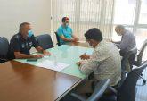 La mesa de coordinación permanente de seguridad se centra en las medidas contra la COVID-19
