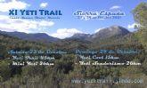 El 23 y 24 de octubre, nueva cita con Yeti Trail