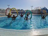 Las piscinas municipales de verano de Puerto Lumbreras registran más de 5.000 entradas en su primer mes de apertura