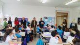 Casi 15.000 alumnos de Primaria participan en la campaña de concienciación 'Murcia ciudad sostenible'