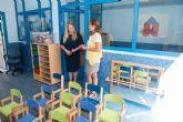 El cai de puerto de Mazarr�n ampl�a el servicio de atenci�n a la infancia en el municipio