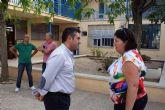 3.306 alumnos de Educación Secundaria y Bachillerato inician sus clases en Alcantarilla