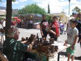 El Mercadillo Artesano de La Santa se adelanta a este domingo, día 18, por coincidir con la XXXI edición de la Subida al Santuario de La Santa