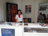 La Concejalía de Turismo atenderá durante las Fiestas Patronales de Molina de Segura a turistas y visitantes que soliciten información turística en el stand situado en el Paseo Rosales